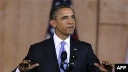 Tổng thống Obama đọc diễn văn tại trường Đại học Indonesia