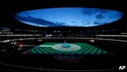 Tokyo Olympics ပိတ္ပြဲအခမ္းအနား