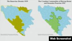 Tužioci ukazuju na sličnost Hrvatske banovine iz 1939. i Herceg-Bosne iz 1991.