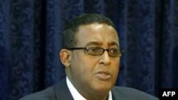 Thủ tướng Somalia Omar Abdirashid Ali Sharmarke đã từ chức