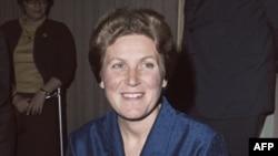 Светлана Аллилуева. 1967 год.