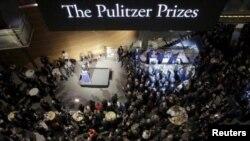 Pulitzer Prize recipients