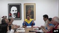 چاوز اين هفته به ونزوئلا باز می گردد