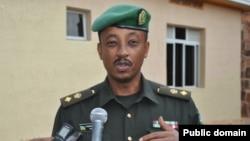 Lt. Col Rene Ngendahimana, Umuvugizi w'ingabo z'u Rwanda