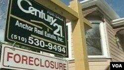 Jedna od mnogobrojnih kuća u SAD čiji vlasnici nisu mogli da otplaćuju kredit