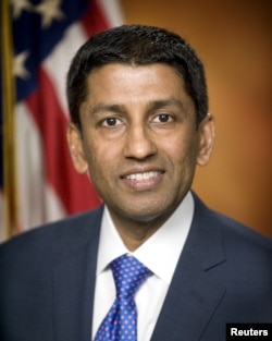 U.S. Deputy Solicitor General Sri Srinivasan