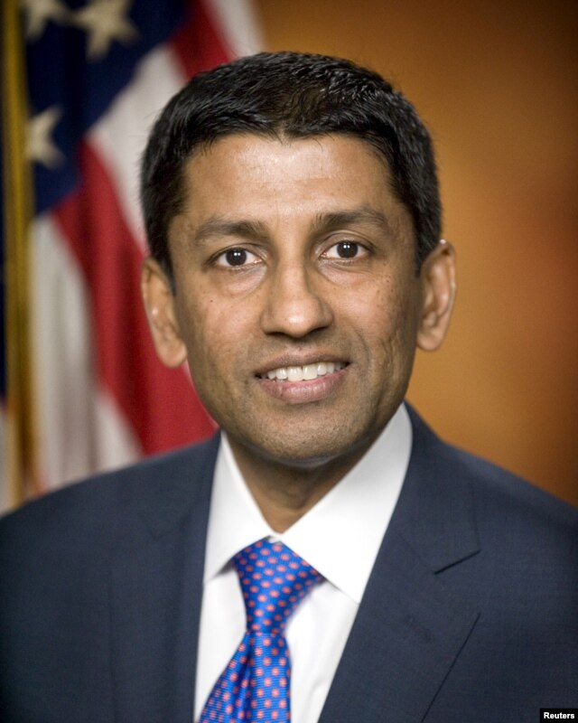 U.S. Deputy Solicitor General Sri Srinivasan