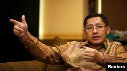 Anas Urbaningrum, mantan ketua Partai Demokrat yang telah resmi dinyatakan KPK sebagai tersangka kasus korupsi Hambalang. (Foto: dok)