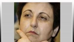 شیرین عبادی: مخالفت با دولت ایران رو به افزایش است