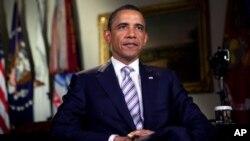 بڕیاره سهرۆک ئۆباما یهکهم قۆناغی کشـانهوهی هێزهکانی ئهمهریکا له ئهفغانسـتان ڕابگهیهنێت