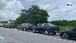 Venezuela combustible