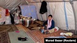 Suriyalik qochqinlar Turkiyada