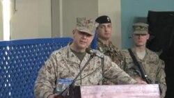 US General Says Afghan Victory Coming