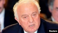 Bivši predsednik Gruzije Edvard Ševarnadze