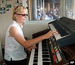 Many organists are being replaced by recorded CDs at major league baseball games.