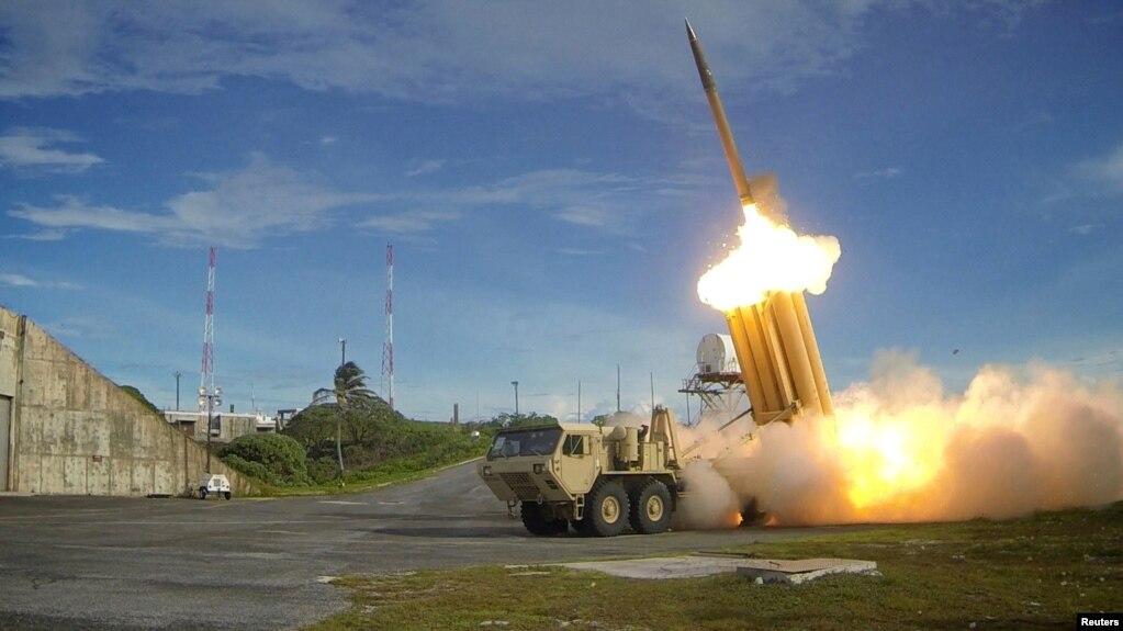 Theo tin của quân đội Hàn Quốc, hệ thống THAAD có thể sẽ đi vào hoạt động ngay vào tháng 4 này.