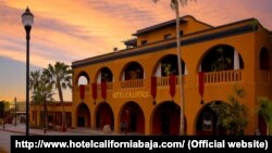 Hotel California (Foto: dok).