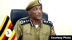 Mkuu wa polisi wa Uganda Jenerali Edward Kale Kayihura