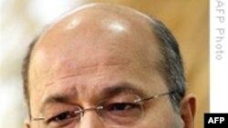 معاون نخست وزیر عراق استعفا داد