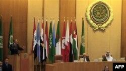 Başbakan Kahire'de Arap Birliği toplantısına hitap etti