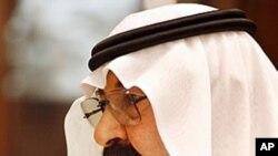 사우디 아라비아의 압둘라 국왕 (자료사진)