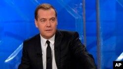 Perdana Menteri Rusia, Dmitry Medvedev (Foto: dok).