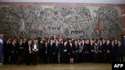 Učesnici dvodnevne Ambasadorske konferencije u Beogradu