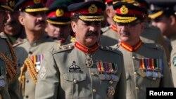 پاکستان فوج کے سربراہ جنرل راحیل شریف