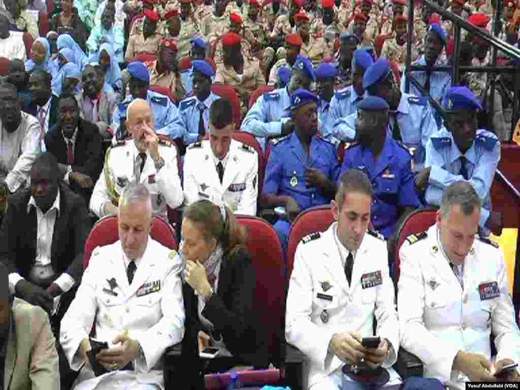 NIGER: Taron shugabannin kasashe biyar na yankin Sahel a Yamai