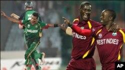 بنگلہ دیش اور ویسٹ انڈیز کل فیصلہ کن میچ کھیلیں گے