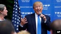 Donald Trump lidera las encuestas para la nominación republicana