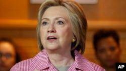Hillary Clinton ta jam'iyyar Democrats