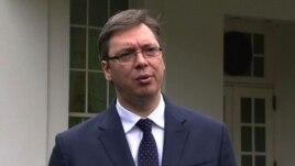 Vuçiç në Uashington, takim me Këshilltaren e Sigurisë Kombëtare