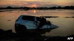 日本遭遇幾十年來最嚴重的洪災。