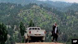 په شوال کې د طالبانو یو پخوانی تصویر