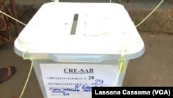 CNE diz que votação decorrer na normalidade