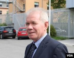 Advokat Asim Crnalić