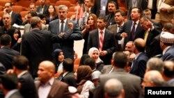 Poslanici u iračkom parlamentu