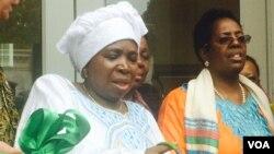 Ketua Komisi Uni Afrika, Nkosazana Dlamini Zuma (foto: dok).