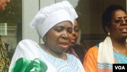 Ketua Komisi Uni, Afrika Nkosazana Dlamini-Zuma (foto: dok).