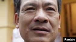 时任越南副外长的黎梁明(2012年8月8日)