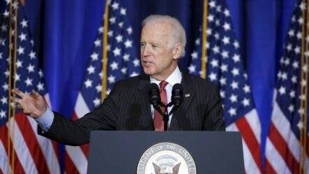 Phó Tổng thống Hoa Kỳ Joe Biden tái khẳng định sự ủng hộ trọn vẹn của Mỹ cho cuộc chiến của Iraq chống nhóm Nhà nước Hồi giáo