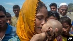 ရခိုင္ကေန ဘဂၤလားေဒ့ရွ္ဘက္ ကေလးငယ္ ၂သိန္း ၄ေသာင္း ထြက္ေျပးလာဟု UNICEF ဆို