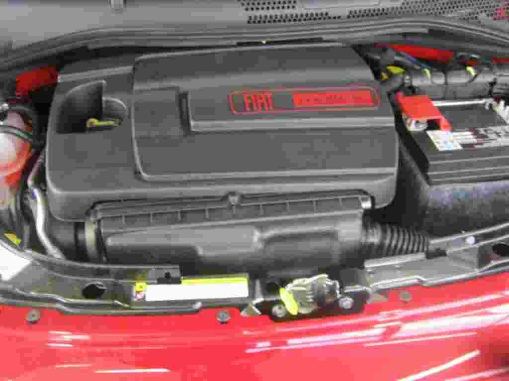 El motor MutliAIr es exclusivo dell Fiat 500.