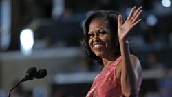 Michelle Obama Rallies Democrats