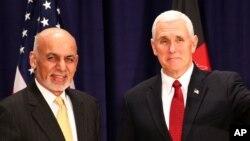 دو رهبر در تماس تلیفونی در مورد استراتیژی جدید امریکا برای جنوب آسیا و افغانستان صحبت کردند