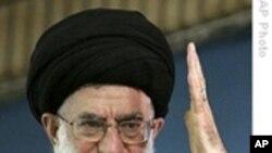 伊朗最高领袖促政界人士勿煽动动乱