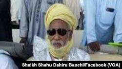 Sheikh Shehu Dahiru Bauchi.