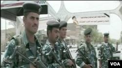 Pripadnici iračke vojske u Bagdadu