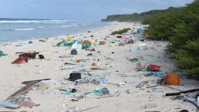 More Than 200 Nations Promise to Stop Ocean Plastic Waste
